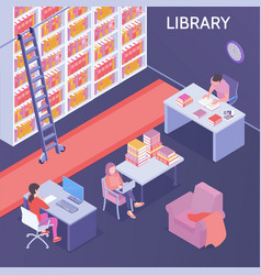 Online library isometric composition vector