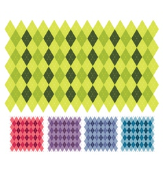 Plaid Backgrounds vector image