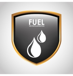 Fuel icon design vector