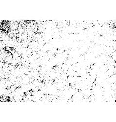 Grunge texture white black sketch vector image vector image