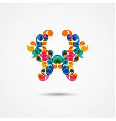 Letter logo icon design template elements vector