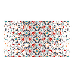 Morocco seamless pattern vector