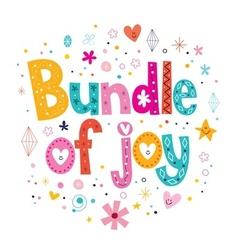 Bundle joy vector