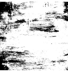 Grunge brush texture black white vector