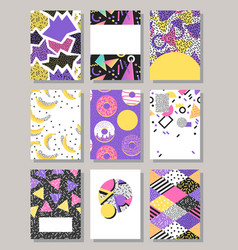 abstract layout design pattern texture vector image