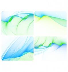 modern elements vector image vector image