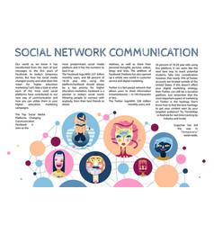 Human inner world infographics vector