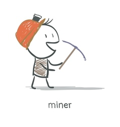 Miner vector