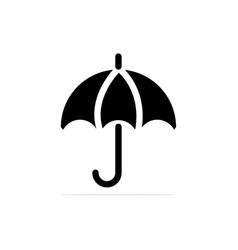 umbrella icon concept for design vector image