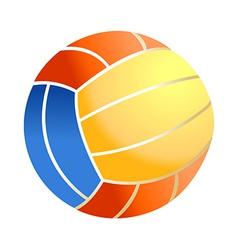 Icon ball vector