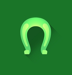 Icon of Horseshoe vector image