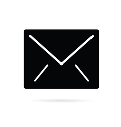 letter envelope icon vector image