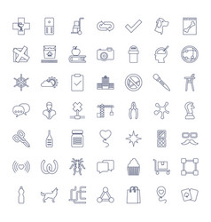 49 shadow icons vector