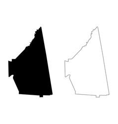 Cherokee county alabama counties in alabama vector