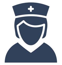 Nurse icon which can easily modify or edit vector