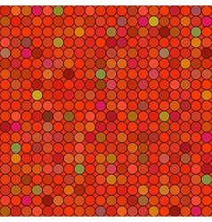 Abstract geometric seamless pattern vector image vector image