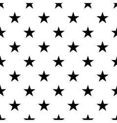Stars seamless pattern small vector image vector image