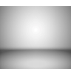 Empty room Inside background vector
