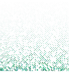 Geometrical dot pattern background from small vector