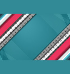stripes and dot texture vector image