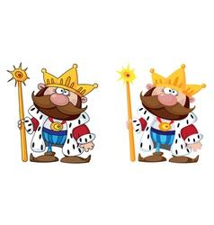 King vector