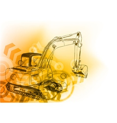 Big loader vector