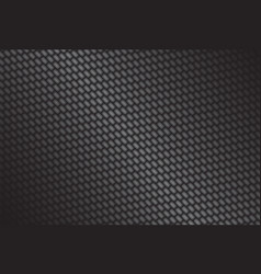 dark carbon fiber background stock vector image