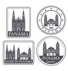 Panama vector