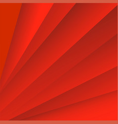 abstract background with overlap lines vector image