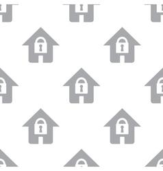 New Lock seamless pattern vector