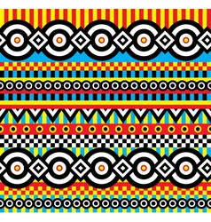 Pop art pattern vector