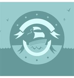 Symbol travel vector image