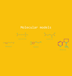 Chemical formulas of food and cosmetic vector