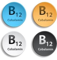 Vitamine b12 vector