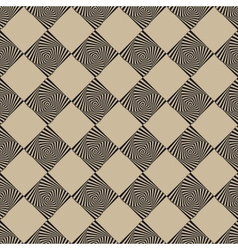 Abstract seamless pattern checkered eps10 vector