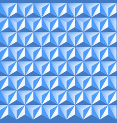 Background of triangles vector