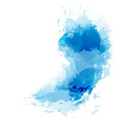 bright modern splatter abstract background vector image