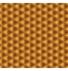 Gold seamless texture background vector