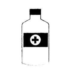 Medication icon image vector