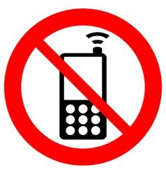 No phone vector