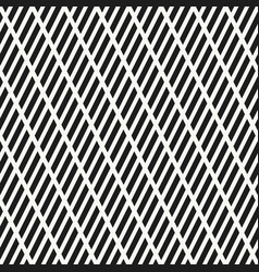 parallelograms seamless pattern vector image