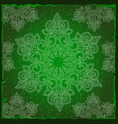 sample christmas colorful wrapping paper vector image