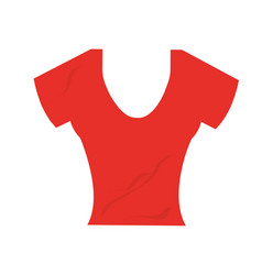 women blouse icon vector image