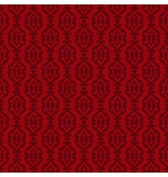 Elegant classic barocco seamless pattern vector image