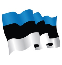 estonia vector image