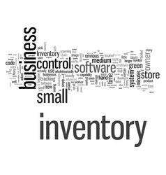 Inventory software what it is and how it can vector