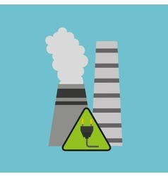 Energy plant design vector