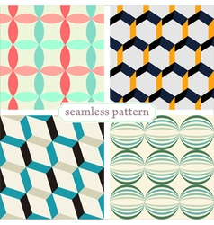 Seamless pattern set2 vector