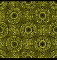 Geometrical bohemian abstract mandala flower vector