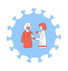 Vaccination vector
